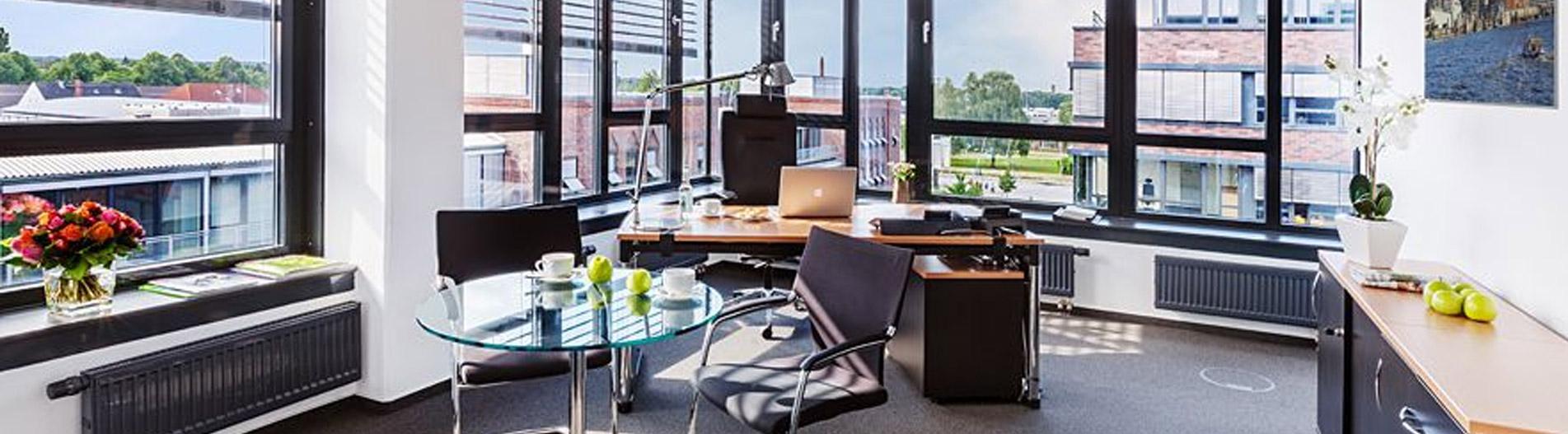 Büros in Hamburg Eppendorf