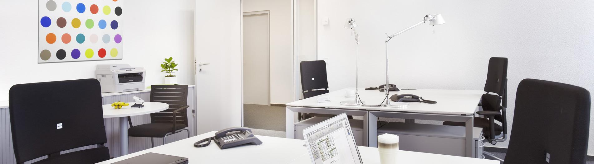Büros in Frankfurt City West