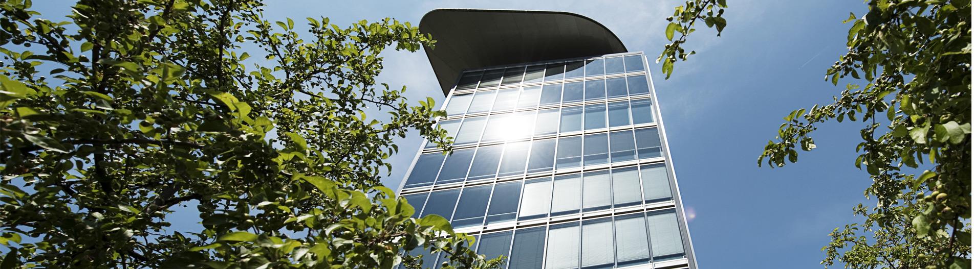 Büros in der Stuttgarter Innenstadt