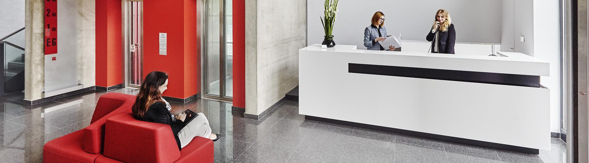 Office space rentals in Frankfurt