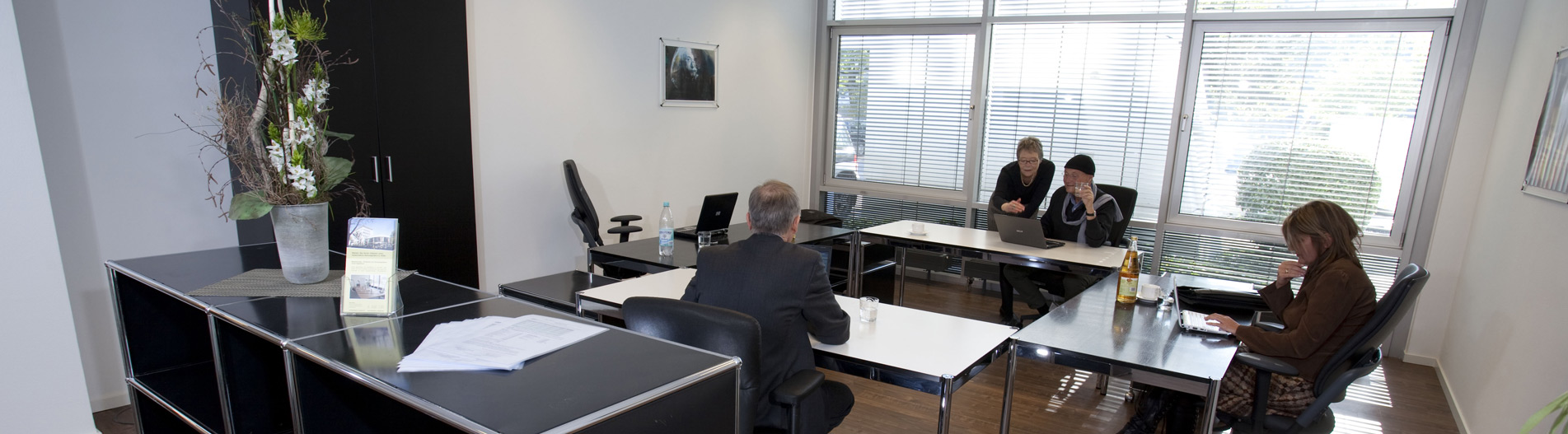 Rent your office in downtown Cologne