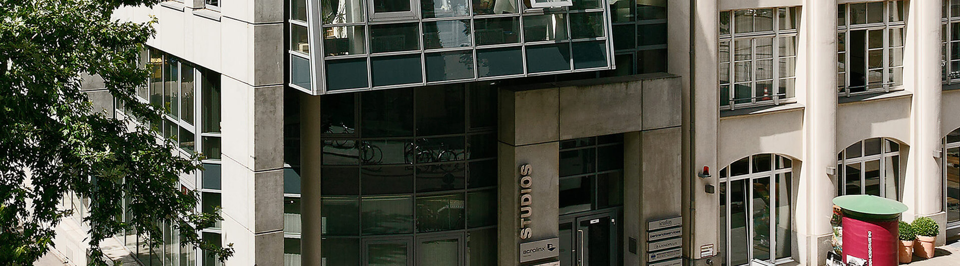 Business Center Berlin Mitte office rentals
